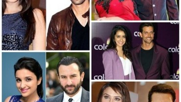 Bollywood Actresses And Their Celebrity Crushes