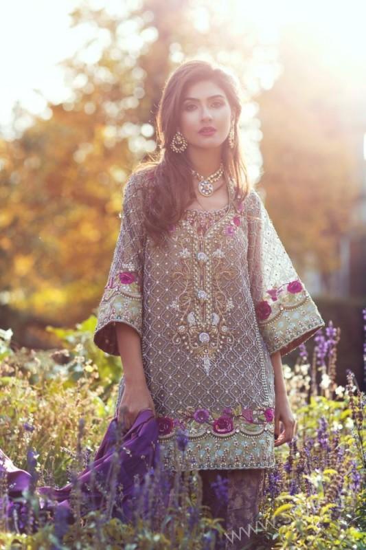 Farah Talib Aziz - The Eternal Empress Bridal Couture