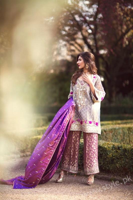 Farah Talib Aziz - The Eternal Empress Bridal Couture - Look 1 (2)
