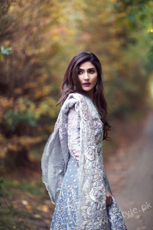 Farah Talib Aziz - The Eternal Empress Bridal Couture - Look 2 (3)