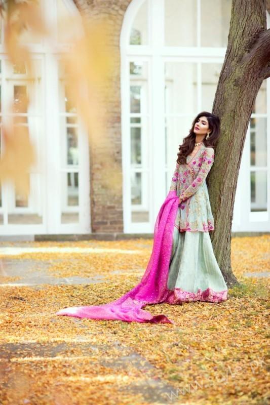Farah Talib Aziz - The Eternal Empress Bridal Couture - Look 4 (1)