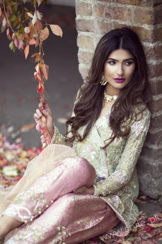 Farah Talib Aziz - The Eternal Empress Bridal Couture - Look 5 (3)