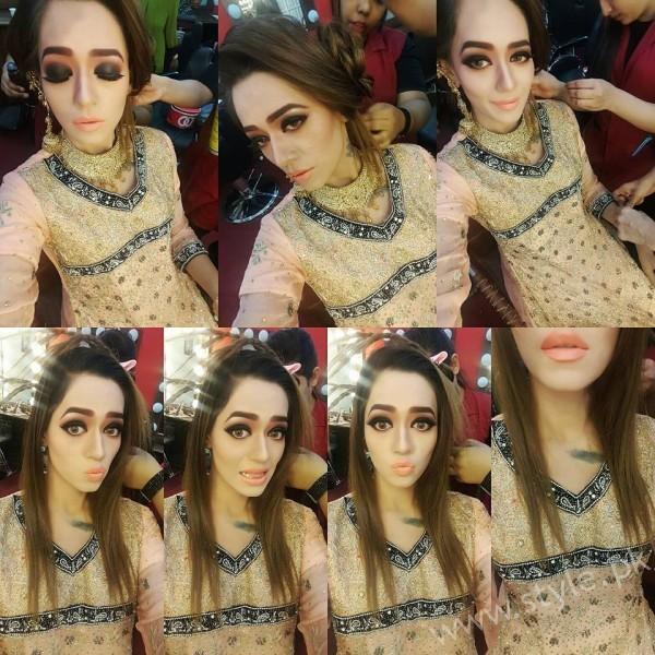 Feroza Mohammad Beauty Shoot