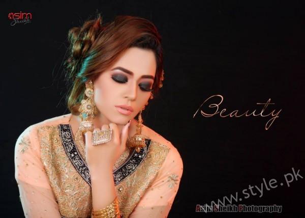 Feroza Mohammed beauty shoot