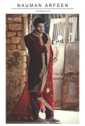 Nauman Arfeen Sherwani Collection 2016-2017 For Men 001