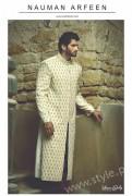 Nauman Arfeen Sherwani Collection 2016-2017 For Men 002