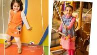 Nishat Linen Winter Dresses 2016-2017 For Kids 0010