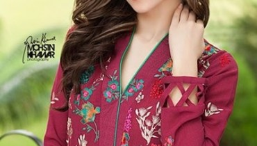 Taana Baana Winter Dresses 2016-2017 For Women008