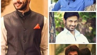 Top 5 Good Looking Pakistani Actors Of 2016