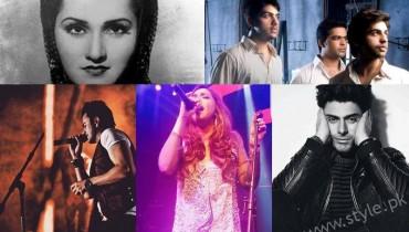 Top Pakistani Singers turned Actors