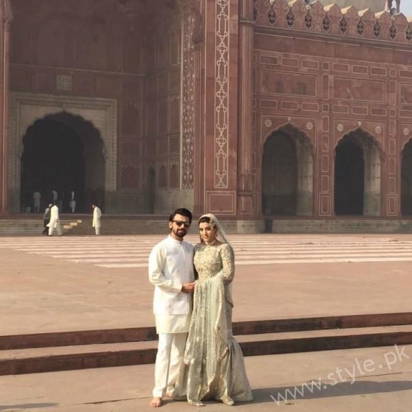 Urwa Farhan Wedding Pictures (18)