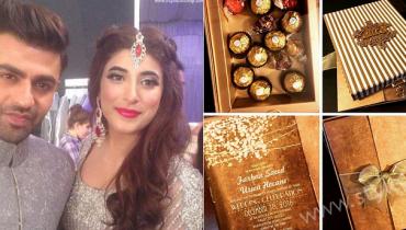 Urwa Hocane and Farhan Saeed Wedding Date 02