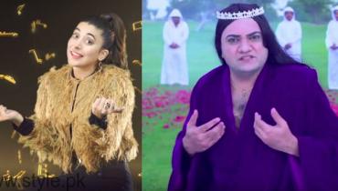 Urwa Hocane and Tahir Shah