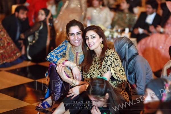 Wedding of Malik Riaz's Grand Daughter (11)