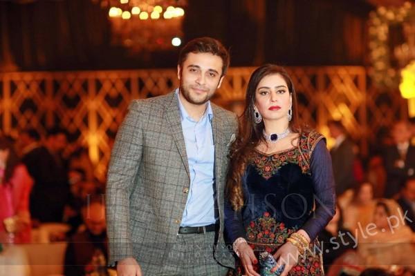 Wedding of Malik Riaz's Grand Daughter (13)