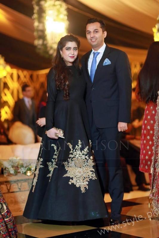 Wedding of Malik Riaz's Grand Daughter (16)