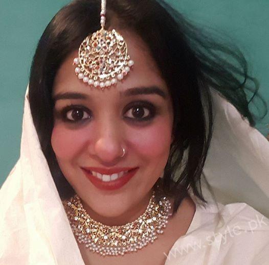 Yasra Rizvi Wedding