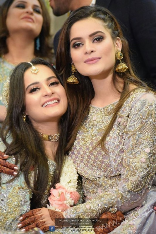 Aiman Khan Muneeb Butt Photoshoot on Engagement (13)