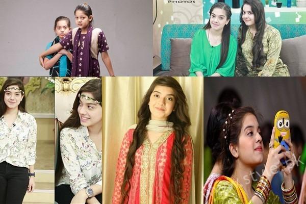 Arisha Razi's Profile, Pictures, Dramas and Movies