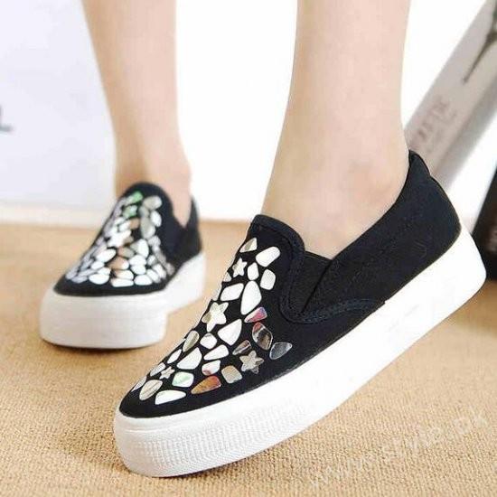 Luxury Fashion Pakistan Women Flat Shoeflat Shoes Women 2016ladies