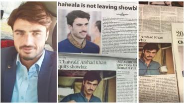 Chaiwala Arshad Khan