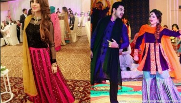 See Fatima Effendi and Kanwar Arsalan at a Friend's Wedding