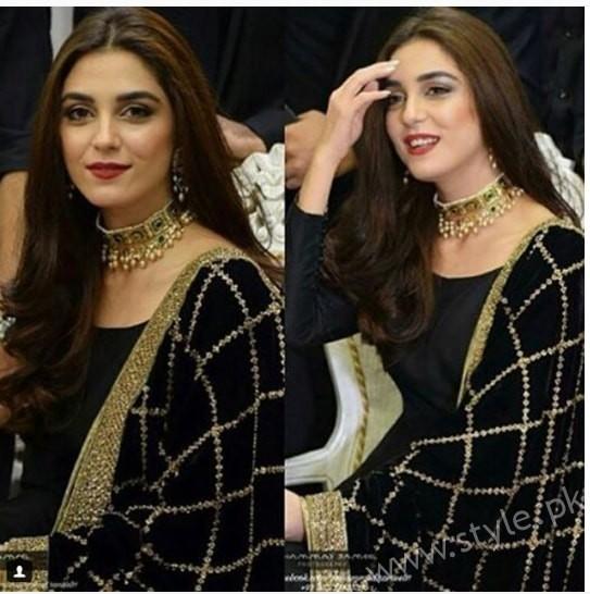 Maya Ali Aiman Muneeb Engagement (8)