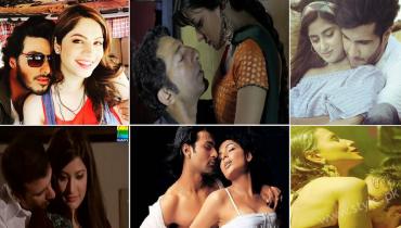 Neelum Muneer and Ahsan Khan Romantic
