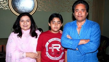 Syed Noor Wife Rukhsana
