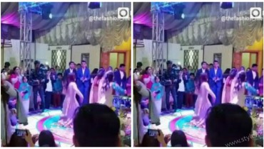 Video of Aiman Engagement