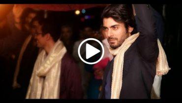 See Fawad Khan Lungi Dance at a Friend's Mehndi