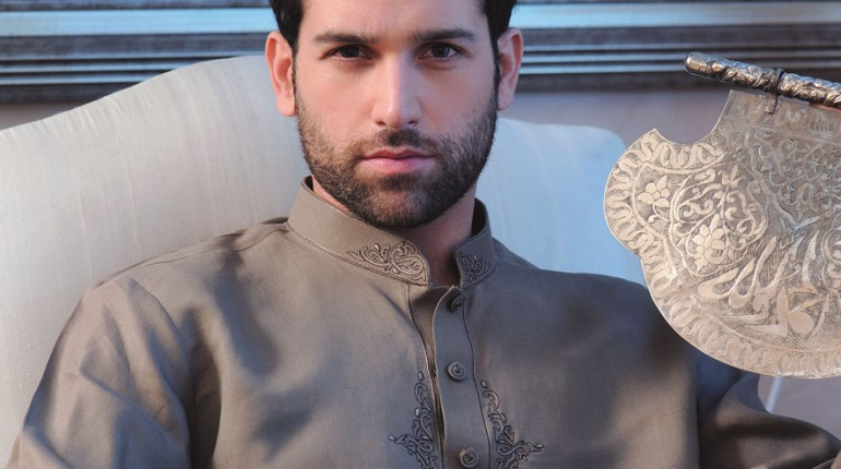 9ac7d3f6 Latest Kameez Shalwar For Men by Nishat Linen – Fall Collection