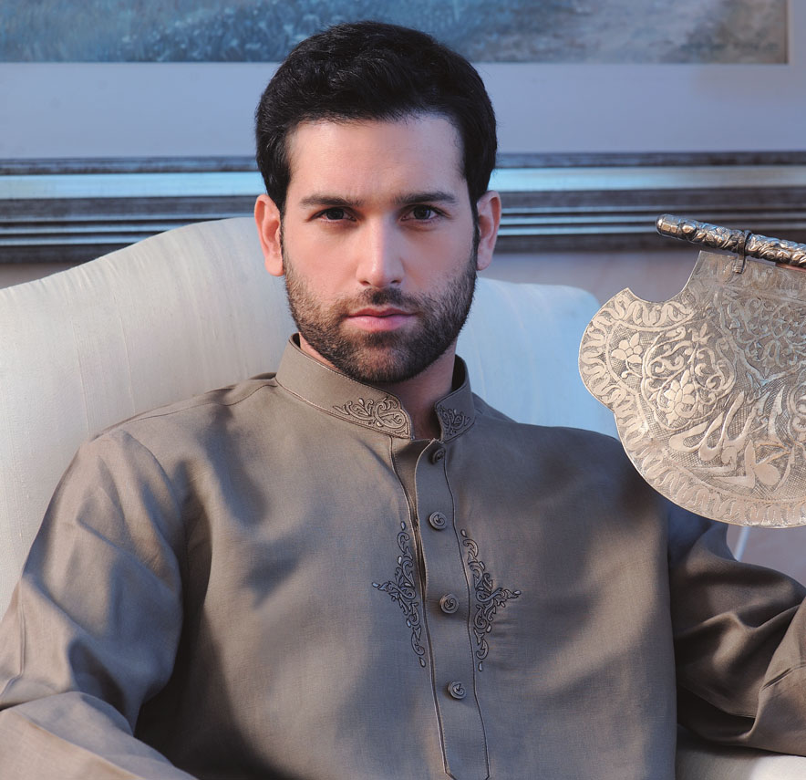 Latest Kameez Shalwar For Men By Nishat Linen Fall