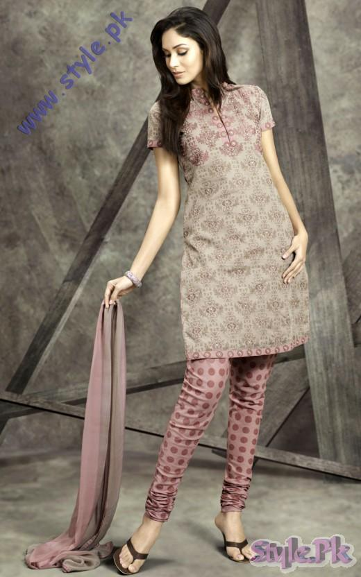 Awesome Churidar Salwar Kameez for Eid 520x832 fashion trends