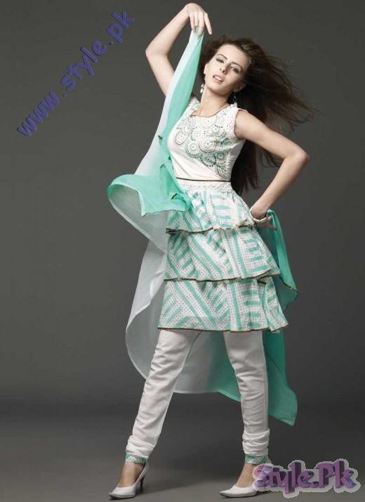 Churidar Salwar kameez For Girls - Latest Designs