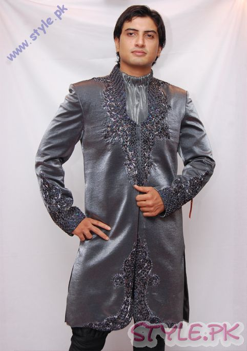 Indo Western Sherwani For Men sherwani and gowns men wear