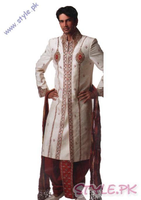 Latest Wedding Sherwani Styles sherwani and gowns men wear
