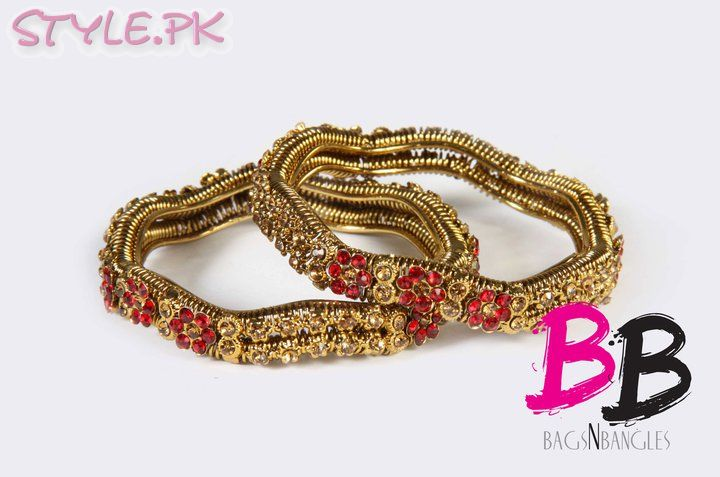 Traditional Bangles Designs