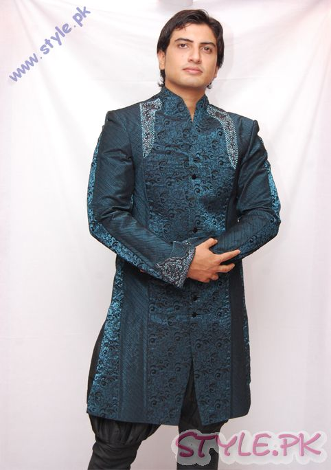 Wedding Sherwani For Men 2011 sherwani and gowns men wear