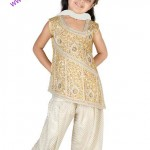 2 girl shalwar and kameez 150x150 kids wear 2