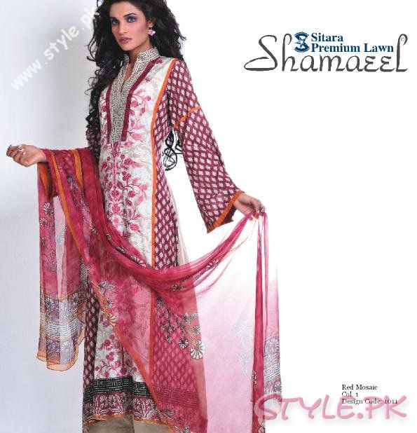 2011 Collection by Shamaeel Ansari fashion brands
