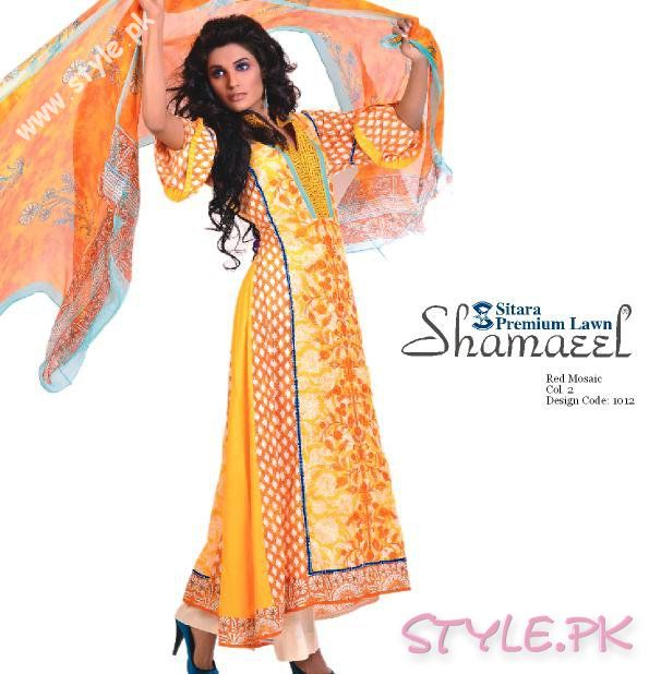 2011 Collection by Sitara Premium lawn fashion brands