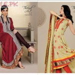 Al Karam Lawn Designs For Girls