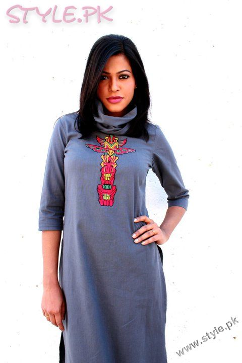 Beautiful Designer Shirts and Kameez For Women by EGO designer dresses