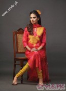 Beautiful Dress For Women in Pakistan 2011 Collection