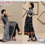 Beautiful Lawn Dresses by Al Karam