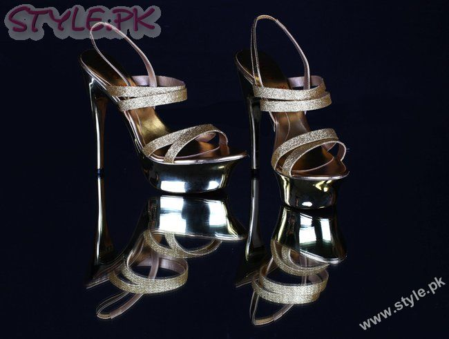 Bridal Shoes For Women in Pakistan Latest Fashion 2011 brand stylo