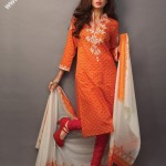 Casual Dresses For Girls in Pakistan 150x150 nishat linen