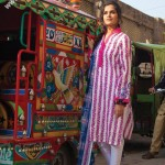 Casual Lawn Dresses For Women by Nishat Linen