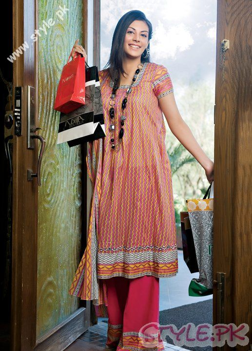 Elegant Ladies Dress Of Pakistan Include And Are Not Limited To Salwar Qameez, Kurti, Gowns, For Casual, Home, Marriage And Party Wear This Garment Collection
